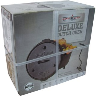 Camp Chef Deluxe Dutch Oven DO-10