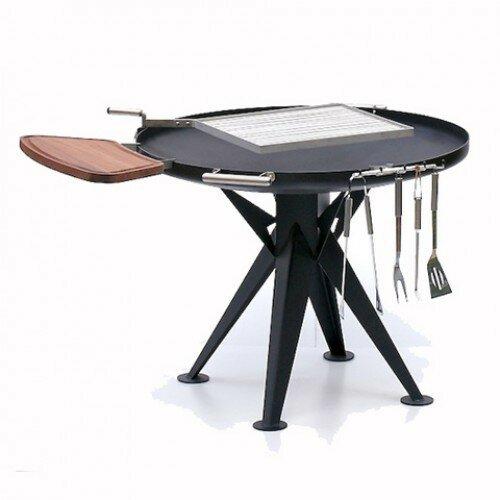 nielsen grillrost 4 eckig f r 1000er modelle edelstahl 229 00. Black Bedroom Furniture Sets. Home Design Ideas