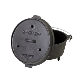 Dutch Oven Set Camp Chef Deluxe DO-12