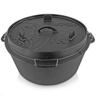 Dutch Oven Set Petromax ft9 ohne Füße