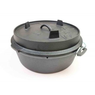 Valhal Outdoor Dutch Oven 6.1