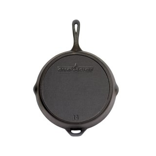 Camp Chef Cast Iron Pfanne mit flammo Spray