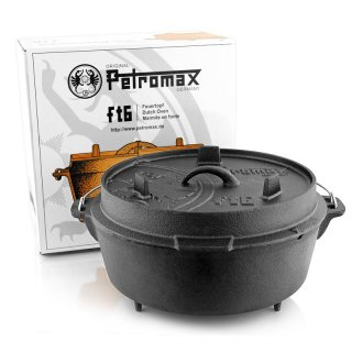 Dutch Oven Set Dreibein Petromax