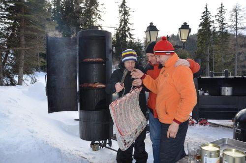 barbecue Fleisch