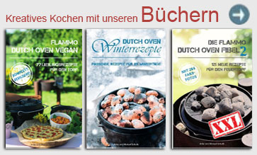 Dutch Oven Bücher Set