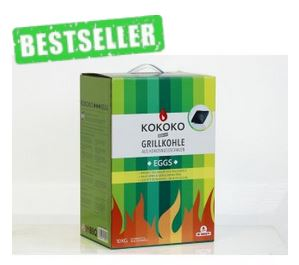 Grillkohle - Bestseller kaufen
