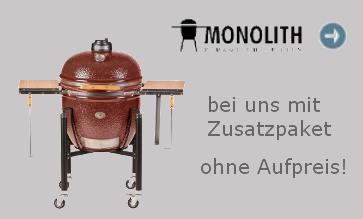 Keramisch Grillen mit Monolith