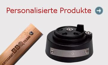 personalisierte Produkte Grillshop Kiel