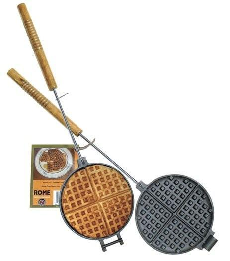 rome waffeleisen waffle iron 33 90. Black Bedroom Furniture Sets. Home Design Ideas