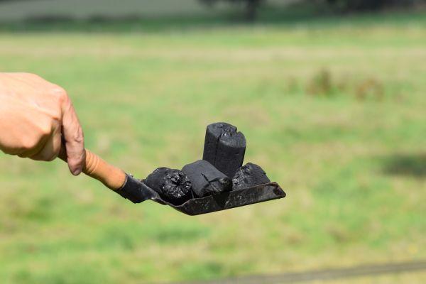 Kohlenschaufel